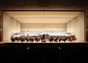 第九コンサート風景